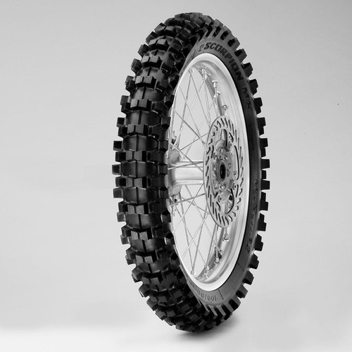 Pirelli Scorpion MX Mid Soft (32) 110/90-19 NHS 62M (Mx)