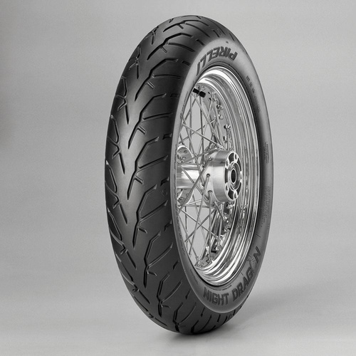 Pirelli Night Dragon Front MH90-21 M/C 54H TL (Road)