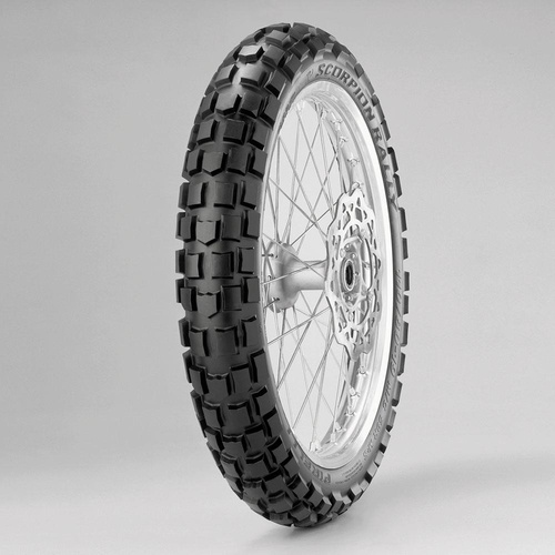 Pirelli Scorpion Rally Front 110/80-19 M/C 59R M+S TL (Adventure)