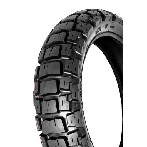 Motoz Tractionator Adventure Q 130/80-17 Tubeless Rear Tyre