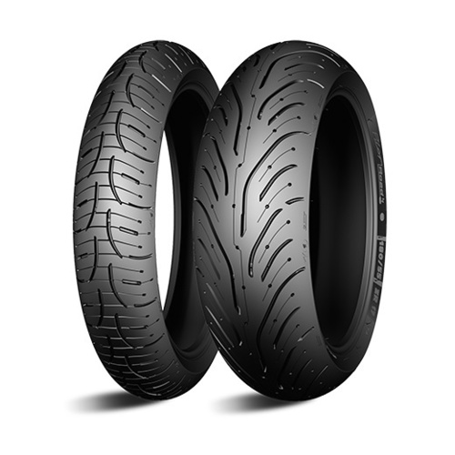 120/60ZR17 PILOT ROAD 4 MICHELIN 55W